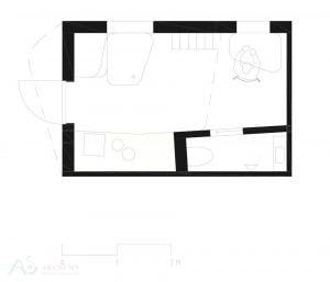 ARCSENS nha 10 m2 tien nghi 1