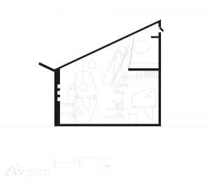 ARCSENS nha 10 m2 tien nghi 3