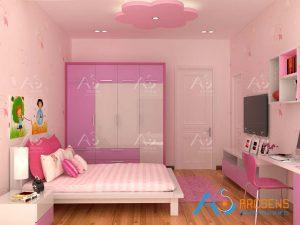 phòng ngủ con gái v1