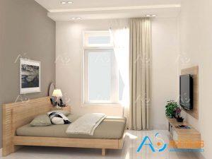 phòng ngủ trệt v1