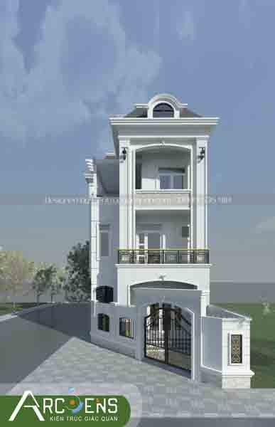 3 phong cách kiến trúc được ưa chuộng nhất hiện nay